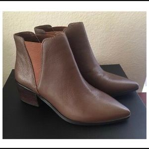 Leather Ankle Boots from Saks 5th Ave